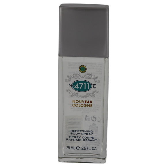 4711 Nouveau 2.50 oz Body spray For Women by Maurer & Wirtz
