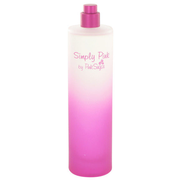 Simply Pink Eau De Toilette Spray (Tester) For Women by Aquolina