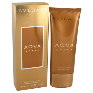 Bvlgari Aqua Amara 3.40 oz After Shave Balm For Men by Bvlgari
