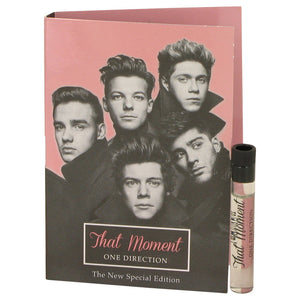 That Moment Vial (Sample) For Women by One Direction
