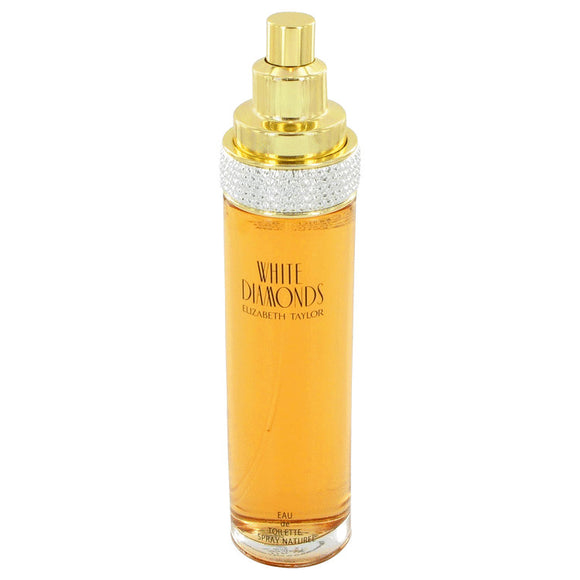 WHITE DIAMONDS Eau De Toilette Spray (Tester) For Women by Elizabeth Taylor