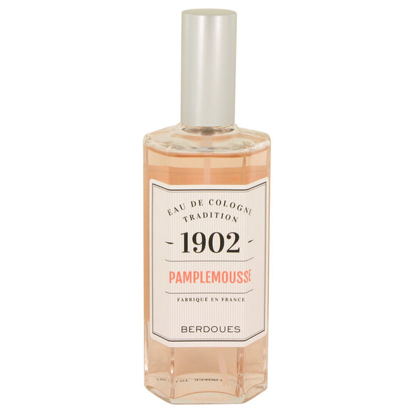 1902 Pamplemousse 4.20 oz Eau De Cologne (Unisex unboxed) For Women by Berdoues