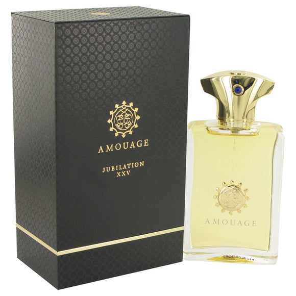 Amouage Jubilation XXV 3.40 oz Eau De Parfum Spray For Men by Amouage