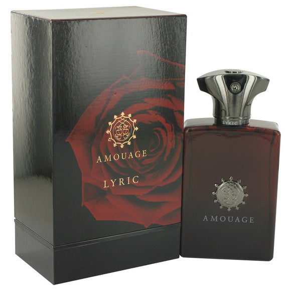 Amouage Lyric 3.40 oz Eau De Parfum Spray For Men by Amouage