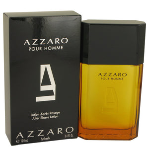 AZZARO 3.40 oz After Shave Lotion For Men by Azzaro