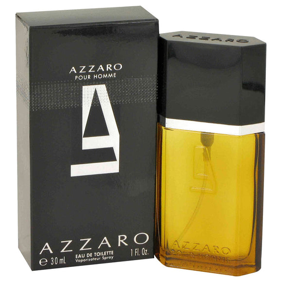 AZZARO 1.00 oz Eau De Toilette Spray For Men by Azzaro
