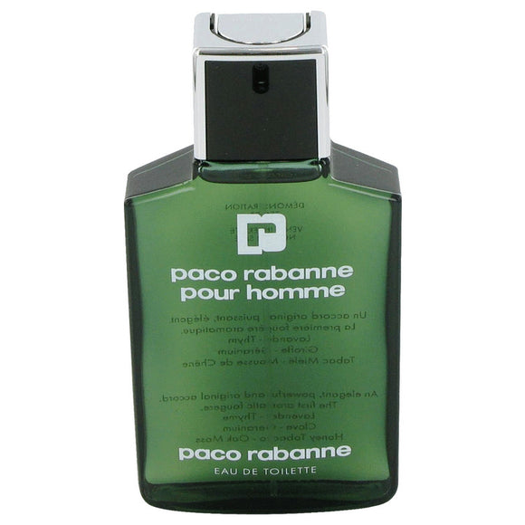 PACO RABANNE Eau De Toilette Spray (Tester) For Men by Paco Rabanne