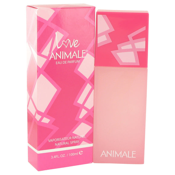 Animale Love 3.40 oz Eau De Parfum Spray For Women by Animale