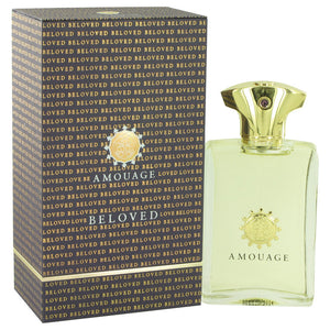 Amouage Beloved 3.40 oz Eau De Parfum Spray For Men by Amouage