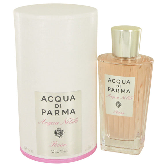 Acqua Di Parma Rosa Nobile 4.20 oz Eau De Toilette Spray For Women by Acqua Di Parma
