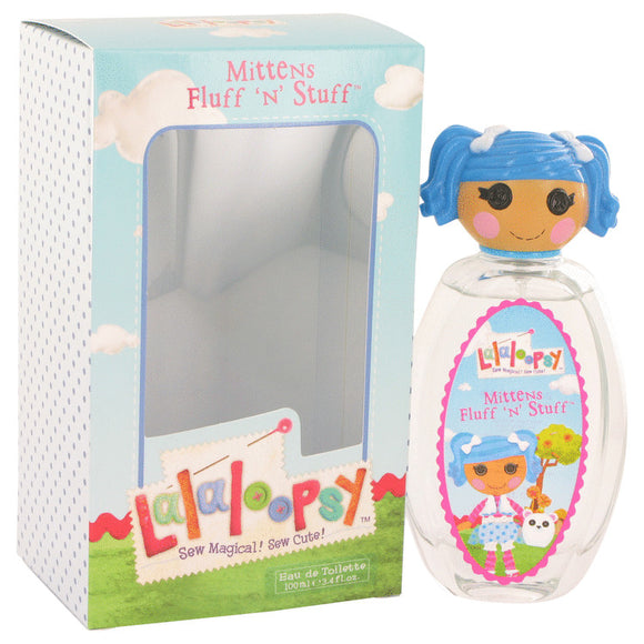 Lalaloopsy Eau De Toilette Spray (Mittens Fluff n Stuff) For Women by Marmol & Son