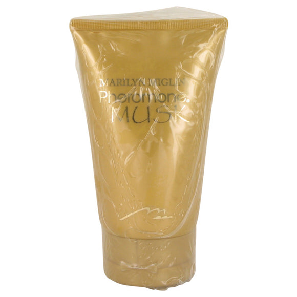 Pheromone Musk Body Lotion (unboxed) For Women by Marilyn Miglin