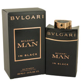 Bvlgari Man In Black 3.40 oz Eau De Parfum Spray For Men by Bvlgari