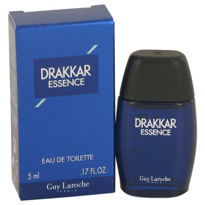 Drakkar Essence 0.17 oz Mini EDT For Men by Guy Laroche
