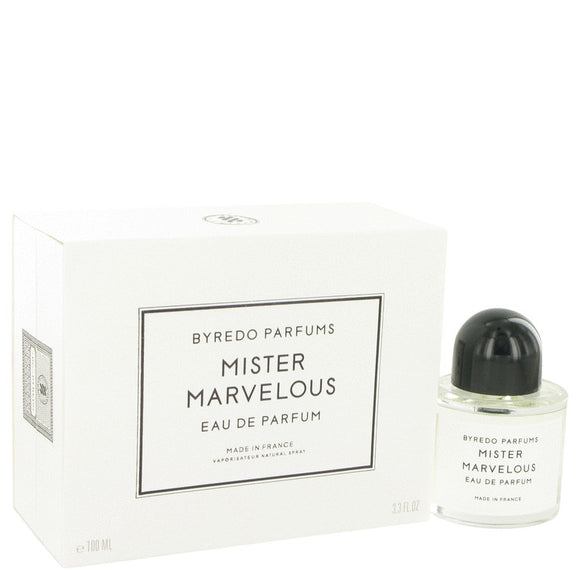 Byredo Mister Marvelous 3.40 oz Eau De Parfum Spray For Men by Byredo