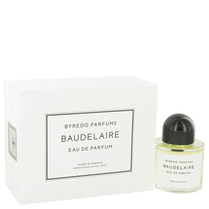 Byredo Baudelaire 3.40 oz Eau De Parfum Spray (Unisex) For Men by Byredo