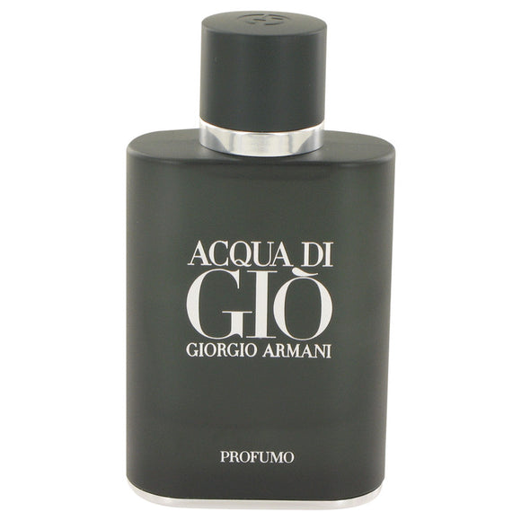 Acqua Di Gio Profumo 2.50 oz Eau De Parfum Spray (Tester) For Men by Giorgio Armani