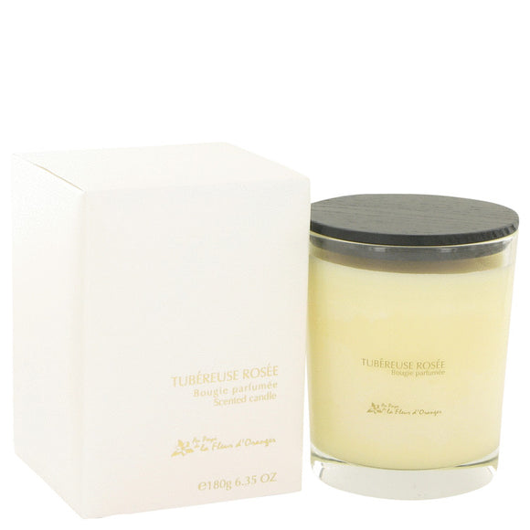 Tubereuse Rosee Scented Candle For Women by Au Pays De La Fleur d'Oranger
