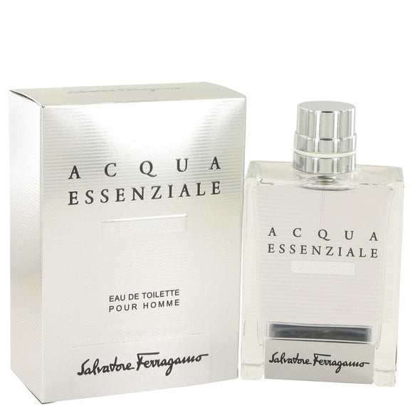 Acqua Essenziale Colonia 3.40 oz Eau De Toilette Spray For Men by Salvatore Ferragamo