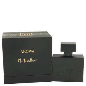Akowa 3.30 oz Eau De Parfum Spray For Men by M. Micallef