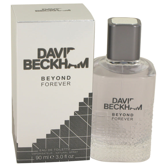 Beyond Forever 3.00 oz Eau De Toilette Spray For Men by David Beckham