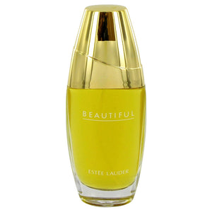 BEAUTIFUL 2.50 oz Eau De Parfum Spray (Tester) For Women by Estee Lauder