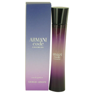 Armani Code Cashmere 2.50 oz Eau De Parfum Spray For Women by Giorgio Armani