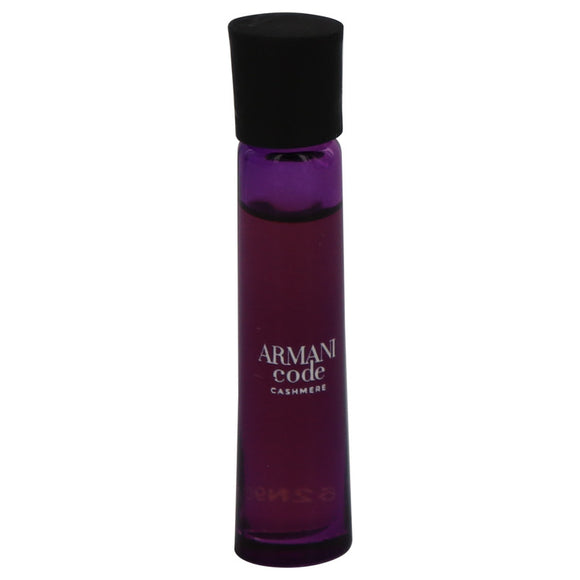 Armani Code Cashmere Mini EDP For Women by Giorgio Armani