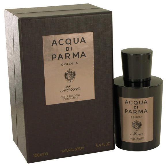 Acqua Di Parma Colonia Mirra 3.40 oz Eau De Cologne Concentree Spray For Women by Acqua Di Parma