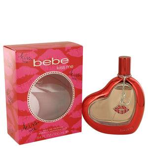 Bebe Kiss ME 3.40 oz Eau De Parfum Spray For Women by Bebe