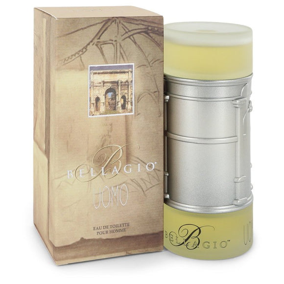 BELLAGIO 3.40 oz Eau De Toilette Spray For Men by Bellagio