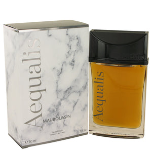 Aequalis 3.00 oz Eau DE Parfum Spray For Men by Mauboussin