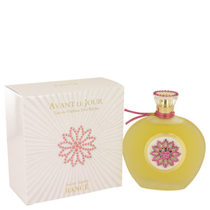 Avant Le Jour 3.40 oz Eau DE Parfum Spray For Women by Rance