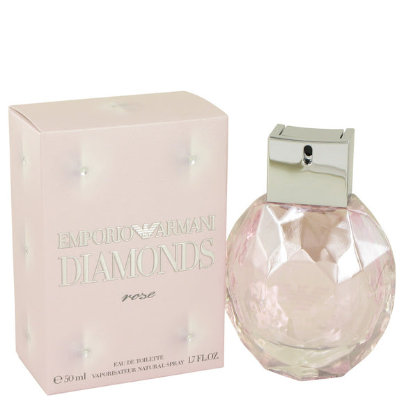 Emporio Armani Diamonds Rose Eau De Toilette Spray For Women by Giorgio Armani