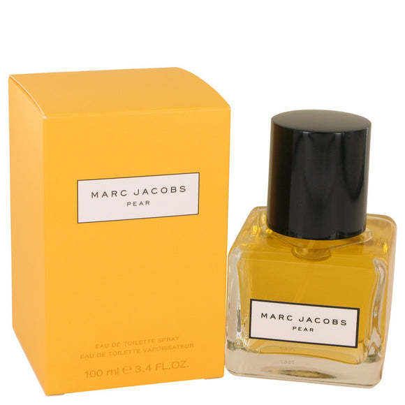 Marc Jacobs Pear Eau De Toilette Spray For Women by Marc Jacobs