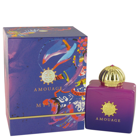 Amouage Myths 3.40 oz Eau De Parfum Spray For Women by Amouage