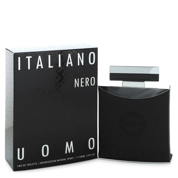 Armaf Italiano Nero 3.40 oz Eau De Toilette Spray For Men by Armaf