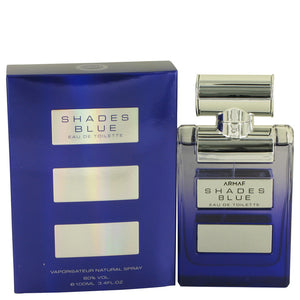 Armaf Shades Blue 3.40 oz Eau De Toilette Spray For Men by Armaf