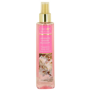 Calgon Take Me Away Japanese Cherry Blossom 8.00 oz Body Mist For Women by Calgon