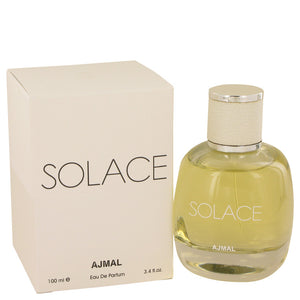 Ajmal Solace 3.40 oz Eau De Parfum Spray For Women by Ajmal