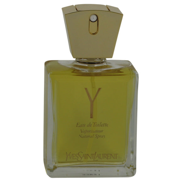 Y Eau De Toilette Spray (Tester) For Women by Yves Saint Laurent