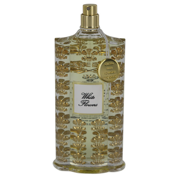 White Flowers Eau De Parfum Spray (Unisex Tester) For Women by Creed