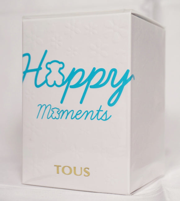 Happy Moments Eau De Toilette For Women by Tous