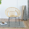 Aroona Fan shaped Rattan Chair - The Home Accessories Company 3