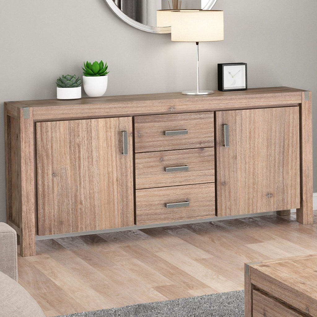3 Drawer Buffet Cabinet - The Home Accessories Company