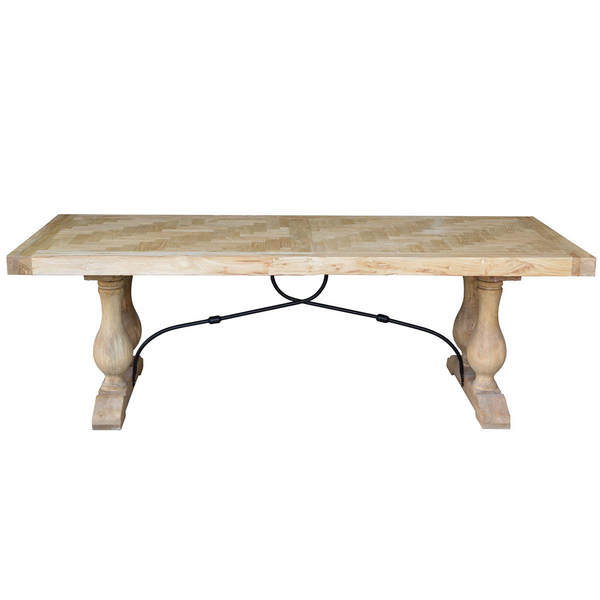 Boston Dining Table 2.4m - The Home Accessories Company