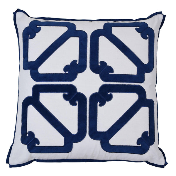 Manly Navy Cover - The Home Accessories Company