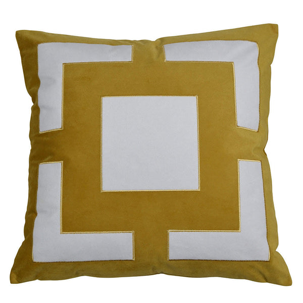 Cremorne Gold Cover - The Home Accessories Company