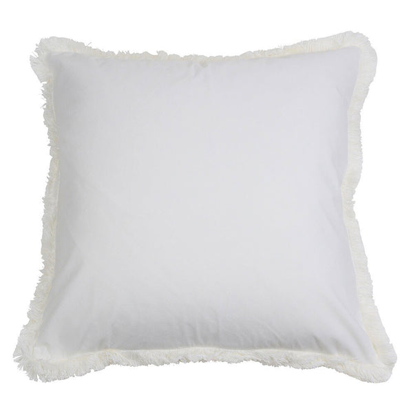St. Kilda Cushion Cover - White - The Home Accessories Company