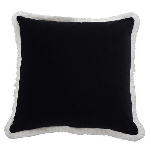 St. Kilda Black Cover - The Home Accessories Company